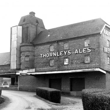 Radford Semele.  Brewery
