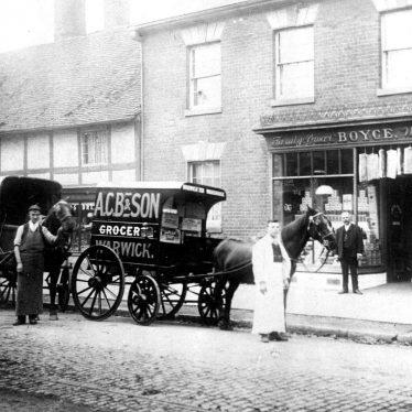Warwick.  Coton End