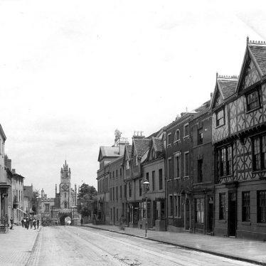 Warwick.  Jury Street