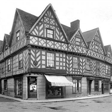 Warwick.  Cornmarket
