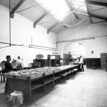 Warwick.  Cape Road, Warwick Prison, kitchens