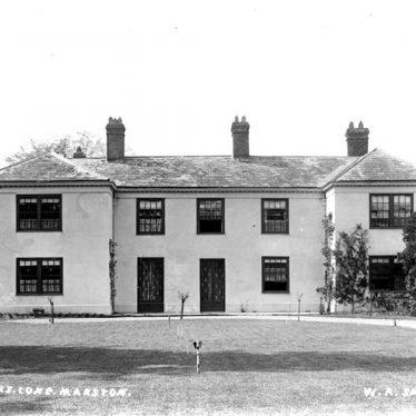 Long Marston.  Rectory