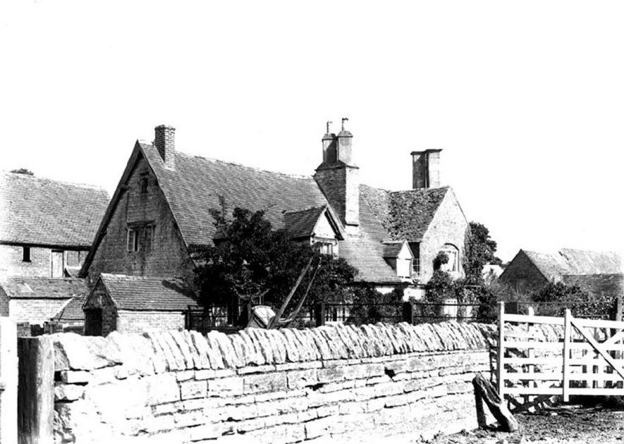 Laurels Farm,  Long Marston.  1900s |  IMAGE LOCATION: (Warwickshire County Record Office)