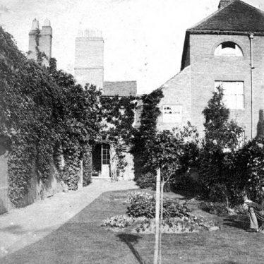 Warwick.  St Nicholas Church Street, Seymour's House