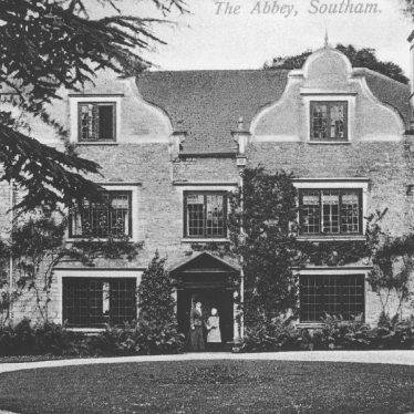 Southam.  Abbey