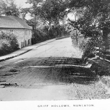 Nuneaton.  Griff Hollows