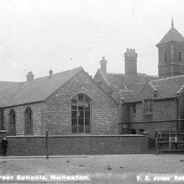 Nuneaton.  Vicarage Street school