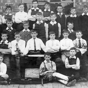 Nuneaton.  Abbey Street School Cricket Club
