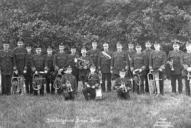 Stockingford Brass Band