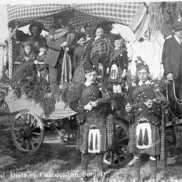 Nuneaton.  Caledonian Society