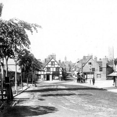 Warwick.  St John's