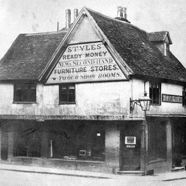 Warwick.  Chapel Street