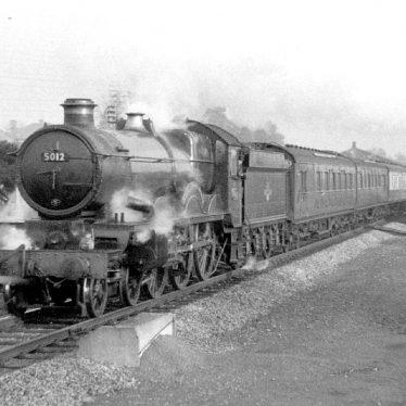 Warwick.  Railway Station