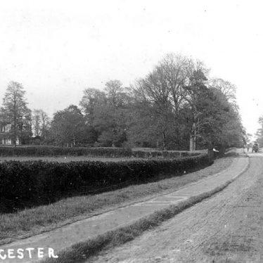 Alcester.  Kinwarton House