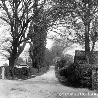 Lapworth.  Station Road