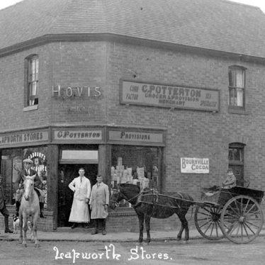 Lapworth.  Stores
