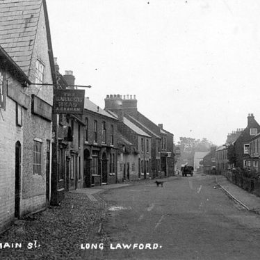 Long Lawford.  Main Street