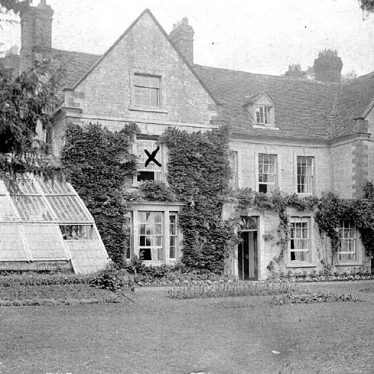 Lighthorne.  The Old Rectory