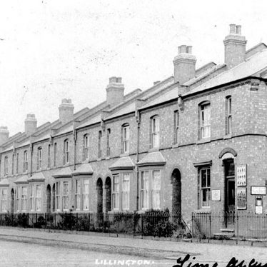 Lillington.  Lime Avenue