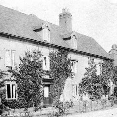Lillington.  Manor House