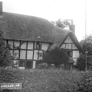 Loxley.  Cottage