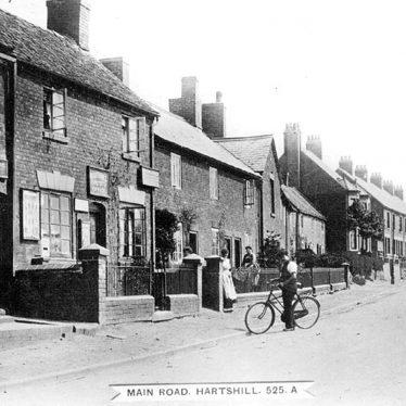 Hartshill.  Main Road