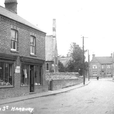 Harbury.  High Street