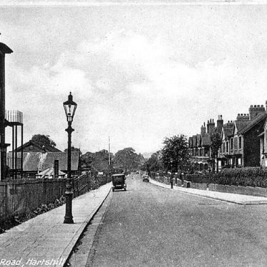 Hartshill.  Princes Road
