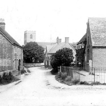 Marton.  Village view