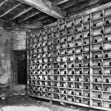 Maxstoke Castle.  Pigeon Loft