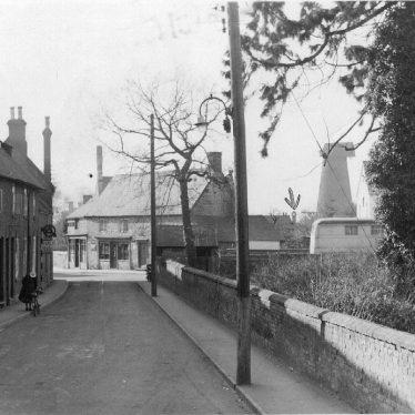 Harbury.  Church Street