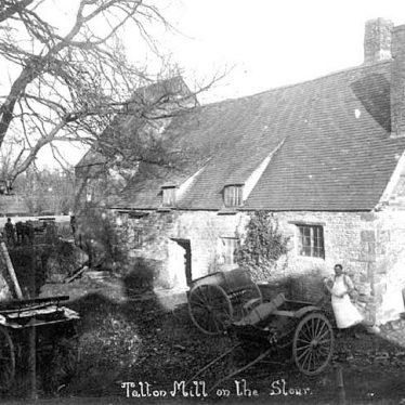Newbold on Stour.  Talton Mill