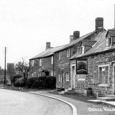 Oxhill.  Village street