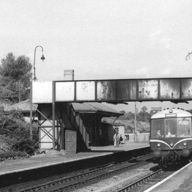 Harbury.  Railway Station