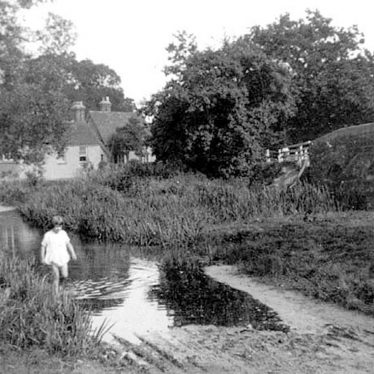 Little Packington.  Ford
