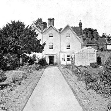 Packwood House.