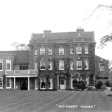 Packwood.  Aylesbury House