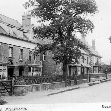 Polesworth.  Station Road