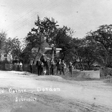 Dordon.  Coppice Corner