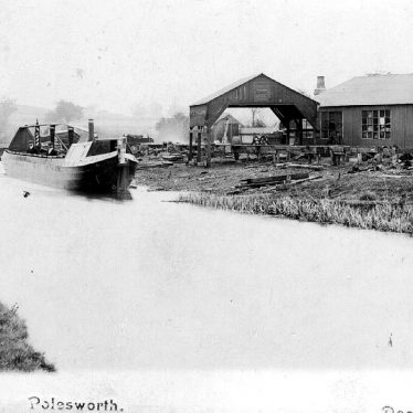 Polesworth.  Docks