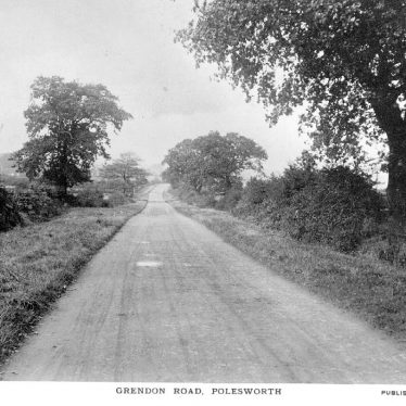 Polesworth.  Grendon Road