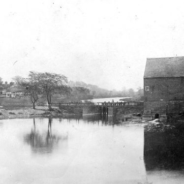 Polesworth.  River Anker