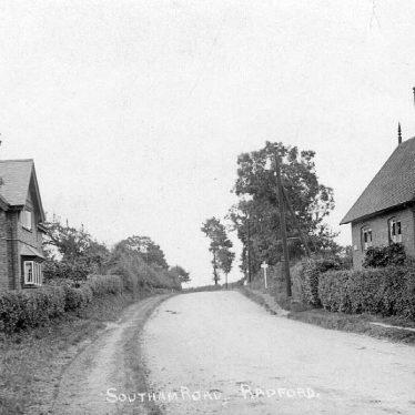 Radford Semele.  Southam Road