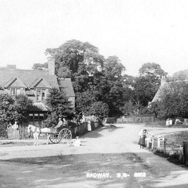 Radway.  Cottage