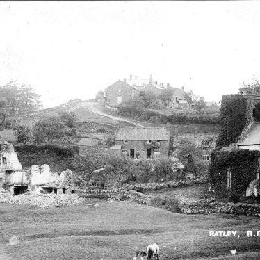Ratley.  Village view