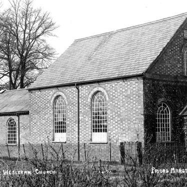 Priors Marston.  Weslyan Chapel
