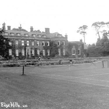 Edgehill.  Upton House