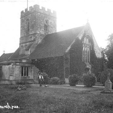 Rowington.  Church