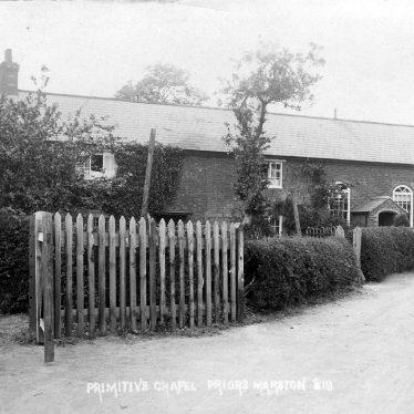 Priors Marston.  Methodist chapel