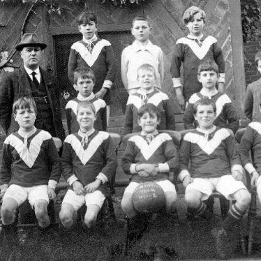 Rowington.  Football team